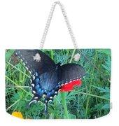Wing Spread Butterfly Weekender Tote Bag