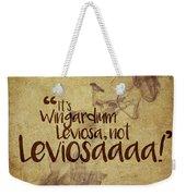 Wingardium Weekender Tote Bag