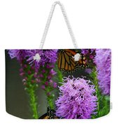 Winged Beauties Weekender Tote Bag