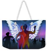 Winged Life Weekender Tote Bag