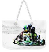 Wingham Go Karts 09 Weekender Tote Bag