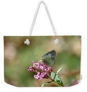 Wings And Petals Weekender Tote Bag