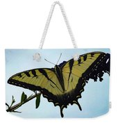 Wings Are Perfect Match - Eastern Tiger Swallowtail Weekender Tote Bag