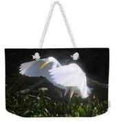 Wings Of An Angel Weekender Tote Bag