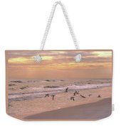 Wings Of Dawn Weekender Tote Bag