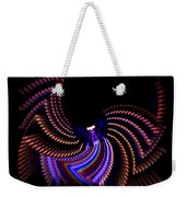 Wings Of Light Weekender Tote Bag
