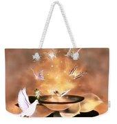 Wings Of Magic Weekender Tote Bag
