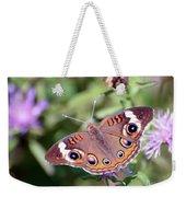 Wings Of Wonder - Common Buckeye Butterfly Weekender Tote Bag
