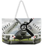 Wings Up Weekender Tote Bag