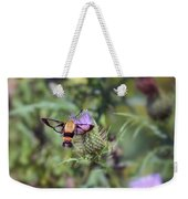 Wings You Can See Through Weekender Tote Bag