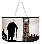 Winston And His Watch Weekender Tote Bag