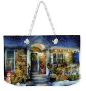 Winter - Christmas - Dressed Up For The Holidays  Weekender Tote Bag