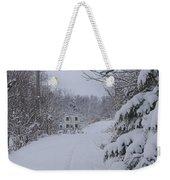 Winter 2010 Weekender Tote Bag