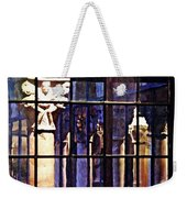 Winter Afternoon At The Cloisters 4 Weekender Tote Bag