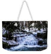 Mill Creek Falls Wv Weekender Tote Bag
