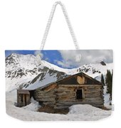 Winter At The Boston Mine 2 Weekender Tote Bag