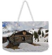 Winter At The Boston Mine 4 Weekender Tote Bag