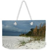 Winter Beauty At The Beachside Weekender Tote Bag