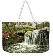 Winter Beauty Weekender Tote Bag