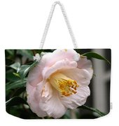 Winter Bloom Weekender Tote Bag