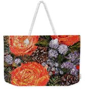 Winter Bouquet    Weekender Tote Bag