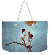 Winter Branch Weekender Tote Bag