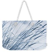 Winter Breeze Weekender Tote Bag by Priska Wettstein