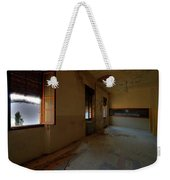 Winter Class Atmosphere - Atmosfera Scolastica Invernale Weekender Tote Bag by Enrico Pelos