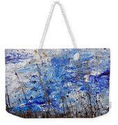 Winter Crisp Weekender Tote Bag