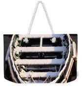 Winter Dory Weekender Tote Bag