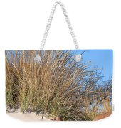 Winter Dunes Weekender Tote Bag