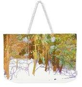 Winter Forest 1 Weekender Tote Bag