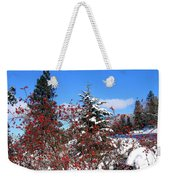Winter Haven Weekender Tote Bag