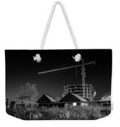 Winter Homes The Crane And The Great Plough Weekender Tote Bag