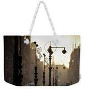 Winter In Amsterdam-2 Weekender Tote Bag