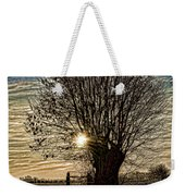 Winter In Holland 3 Weekender Tote Bag