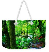 Winter In Paradise Weekender Tote Bag