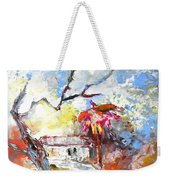 Winter In Spain Weekender Tote Bag