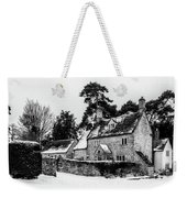 Winter In The Cotswolds Weekender Tote Bag