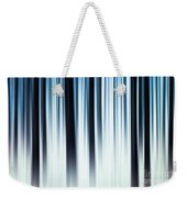 Winter In The Forest Weekender Tote Bag