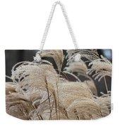 Winter In The Garden #1 Weekender Tote Bag