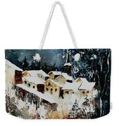 Winter In Vivy  Weekender Tote Bag