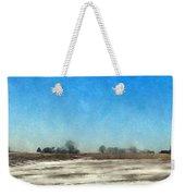 Winter Landscape 3 Weekender Tote Bag