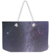 Winter Milky Way From New Mexico Weekender Tote Bag