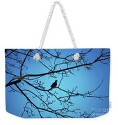 Winter Mourning Weekender Tote Bag