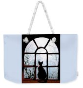 Winter Musing Weekender Tote Bag