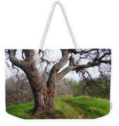 Winter Oak Weekender Tote Bag