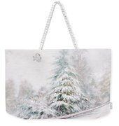 Winter Of  04 Weekender Tote Bag