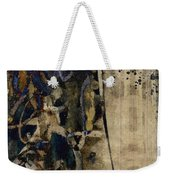 Winter Rains Series Five Of Six Weekender Tote Bag