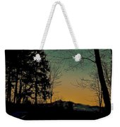 Winter Respite Weekender Tote Bag